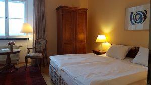 Doppelzimmer buchen im Hotel Schloss Spyker auf der Insel Rügen