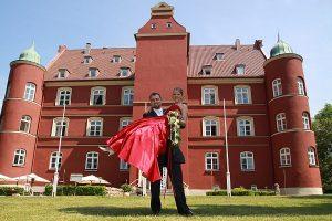 Heiraten im Hotel Schloss Spyker auf der Insel Rügen am Jasmunder Bodden