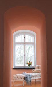 Hochzeitszimmer im Hotel Schloss Spyker am Jasmunder Bodden auf Rügen