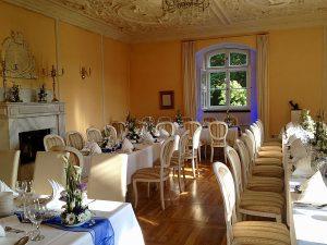 Hochzeit im Hotel Schloss Spyker auf der Insel Rügen am Jasmunder Bodden