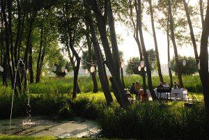 Urlaub auf Rügen im Hotel Schloss Spyker am Jasmunder Bodden