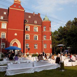 Schloss Spyker Rügen - Gartenfest